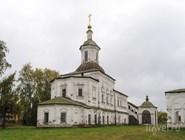 Церковь Святого Сергия Радонежского в Дымковской слободе