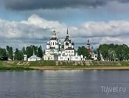 Исторический центр Великого Устюга