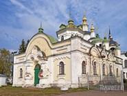 Церковь Иоанна Устюжского на Соборном дворище