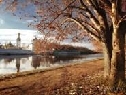 Осень в Вологде