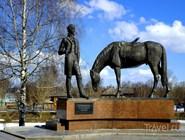 Памятник поэту Батюшкову