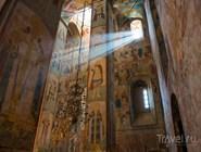 Фрески в соборе Святой Софии