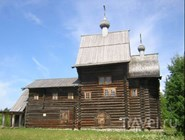 В деревне Семенково