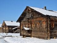 Традиционный деревянный дом