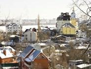 Ранняя весна в Воронеже