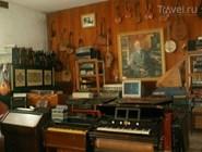 В Музее музыкальных инструментов