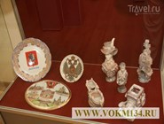 Экспозиция Волгоградского краеведческого музея