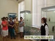 Экскурсия в Волгоградском краеведческом музее