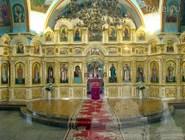 Иконостас в Казанском соборе