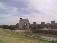 Шлюз №1 Волго-Донского канала
