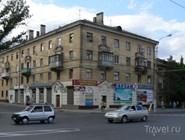 Типичный жилой дом в Волгограде