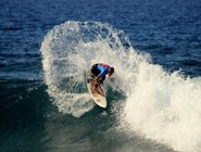 Серфинг на Плайя-де-Сан-Роке