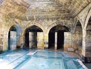 Термы в византийской крепости