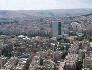 Современная часть города