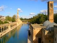 Мечеть около Балыкы-Гёль