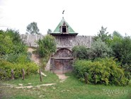 Переяслав-Хмельницкий, деревянная крепость