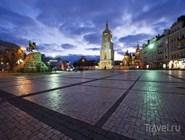 Площадь перед Софийским собором
