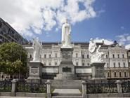 Памятник княгине Ольге, Андрею Первозванному и равноапостольным Кириллу и Мефодию