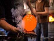 Изготовление муранского стекла