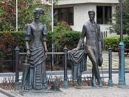 Антон Чехов и Дама с собачкой