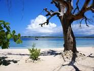 Пляж на Самуи, Индонезия