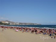 Пляж в Маспаломасе, Гран-Канария