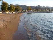 Пляж Ялыкавак, Бодрум, Турция