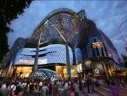 Развлекательный центр в Сингапуре