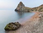 Крымское побережье Азовского моря