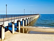Курорт Пионерский на Балтийском море