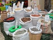 Пряности на базаре в  Акко