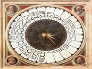 часы - фреска Паоло Учелло