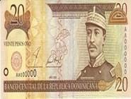 RD$20 аверс, 2000-2001