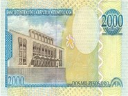 RD$2000 реверс, 2002