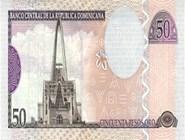 RD$50 реверс, 2002
