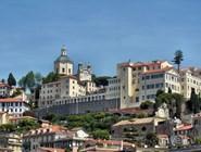 Вид на исторический центр Сан-Ремо