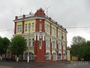 Здание на площади Ленина