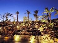 Каскадный фонтан в Parque del Sol, Фуэнхирола