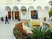 Площадь Virgen del Carmen в Фуэнхироле