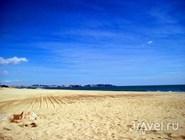 Пляж Vilafortuny в Камбрильсе