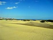 Дюны в Маспаломасе