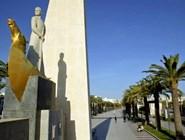 Памятник Хайме I в Салоу