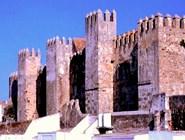 Стены замка Castillo de Guzman, Тарифа