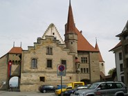 Старинный дом, Аванш