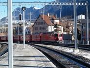 Станция в Куре