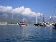 В порту Кемера
