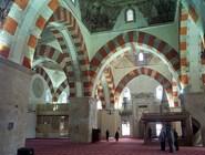 Внутри мечети Селимийе