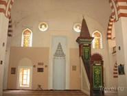 Интерьер мечети Джума-Джами