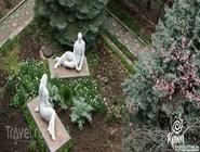 Скульптура в Алупке