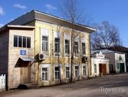 Дом купца Белова в Тотьме